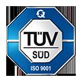 ISO TUV Recognized